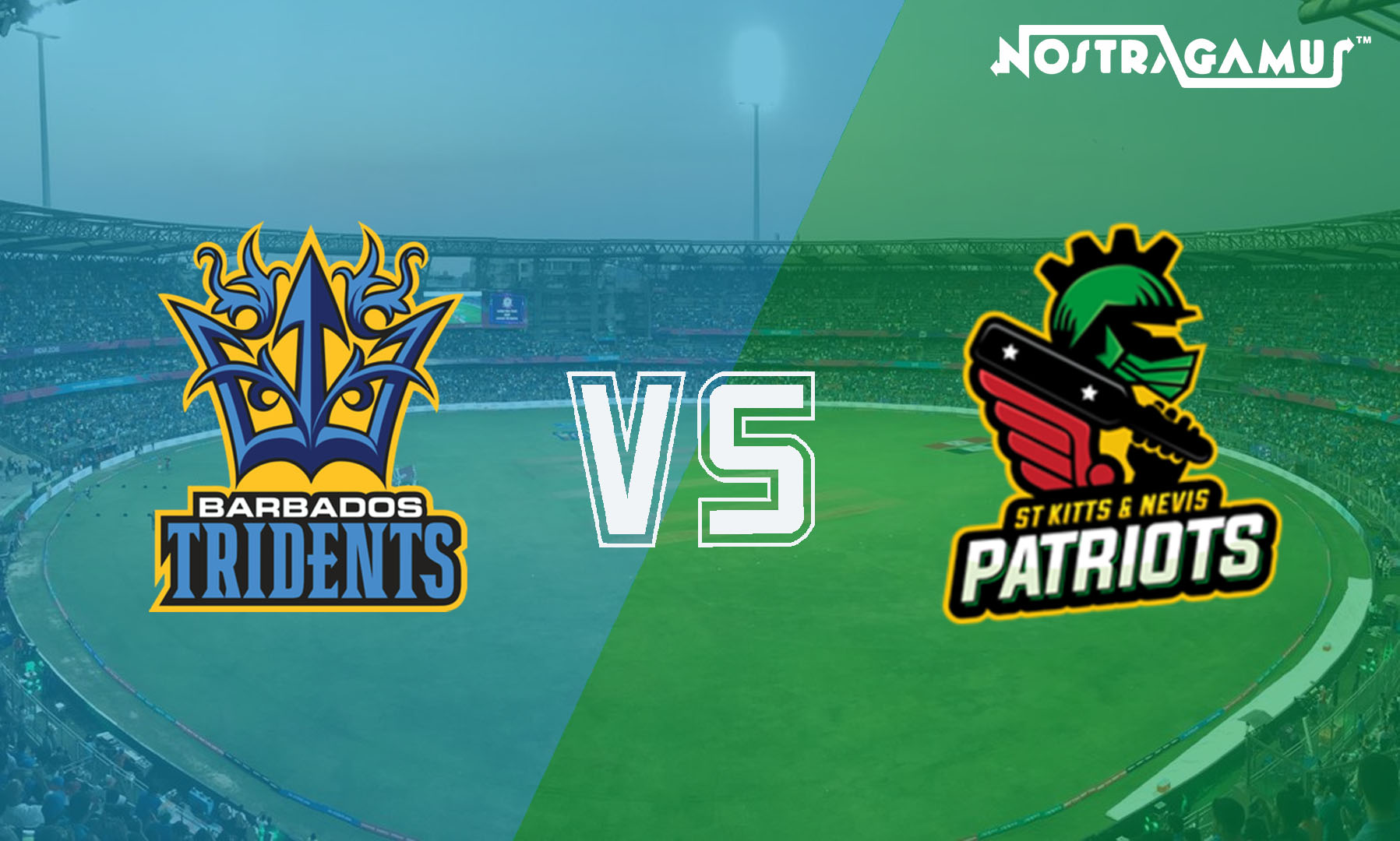 CPL Match25: Barbados Tridents vs St Kitts and Nevis Patriots