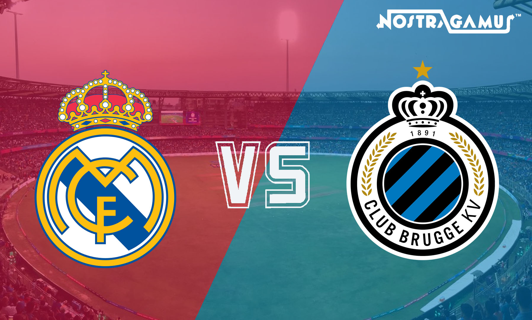 Euro Qualifiers prediction: Real Madrid vs Club Brugge