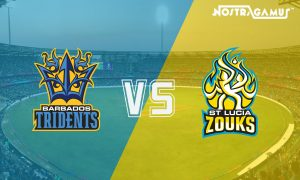 CPL Match26: Barbados Tridents vs St Lucia zouks