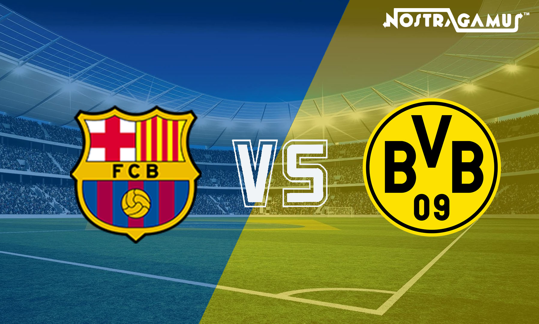 Champions League Match Predictions: Barcelona vs Dortmund