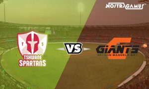 Mzansi Super League Today Match Prediction: Tshwane Spartans vs Nelson Mandela Bay Giants