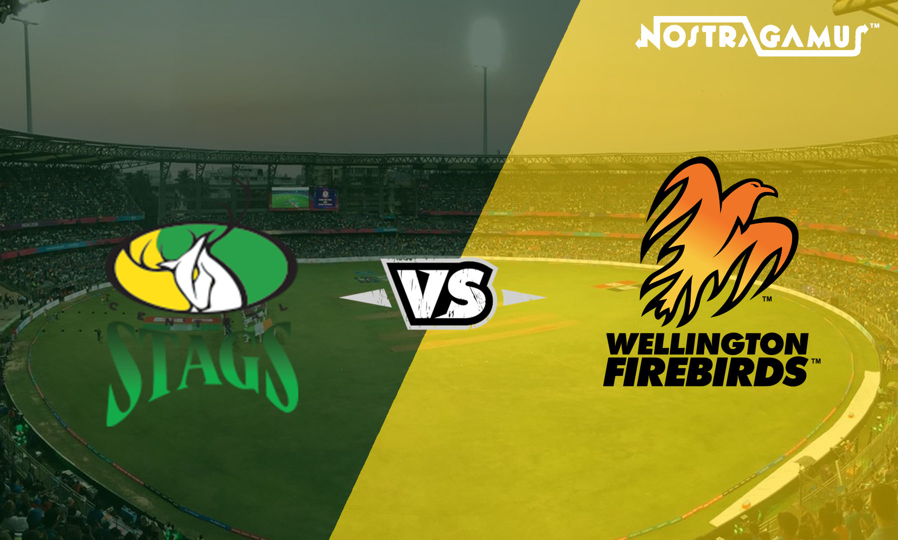 Central Stags vs Wellington Firebirds: Super Smash T20 Match Prediction