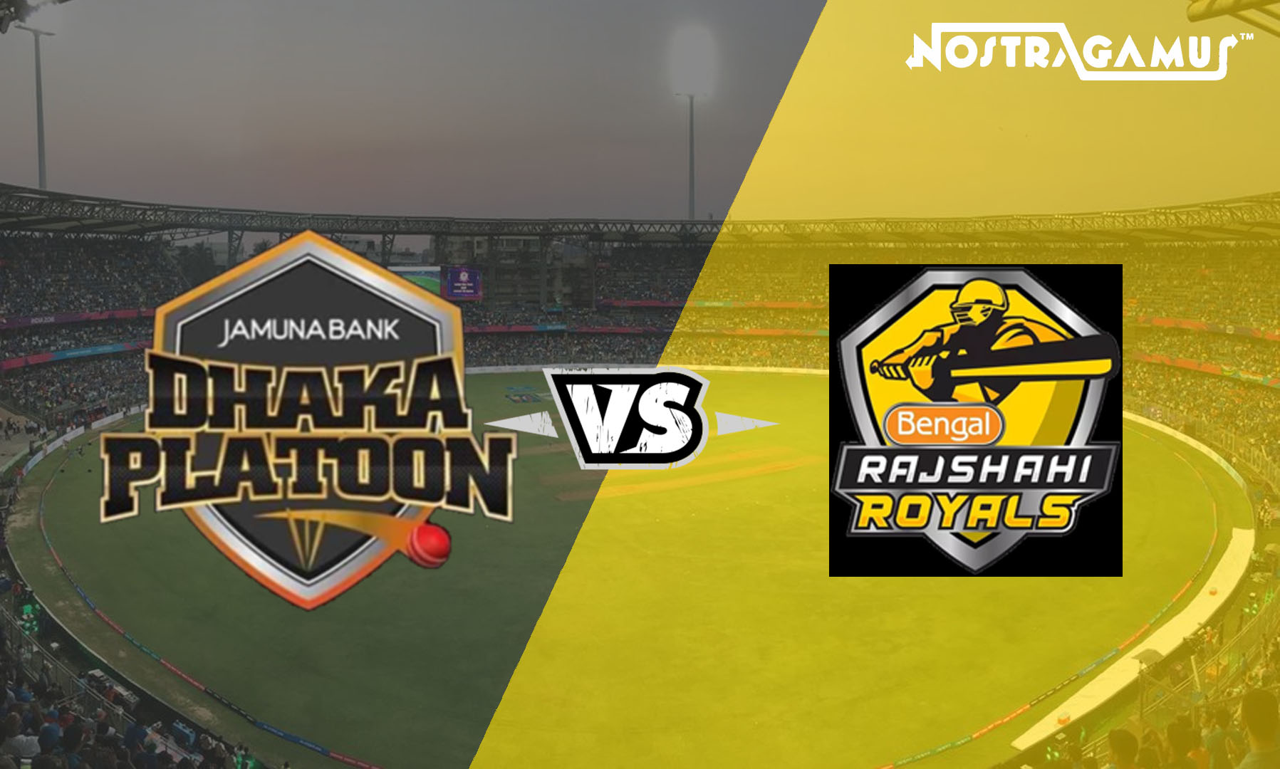 BPL 2019 Match Prediction: Dhaka Platoon vs Rajshahi Royals