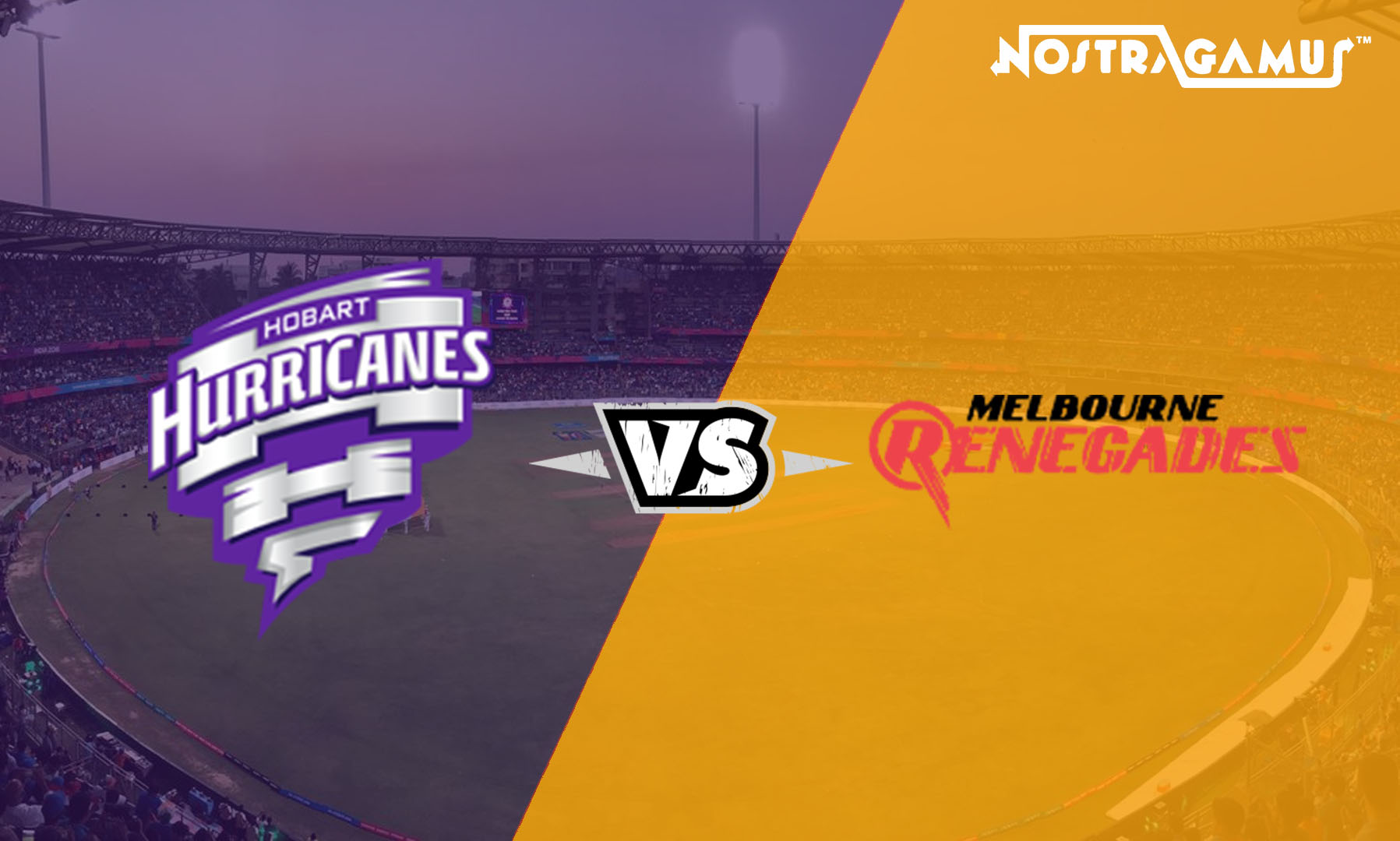 Hobart Hurricanes vs Melbourne Renegades: BBL 2019 Match Prediction