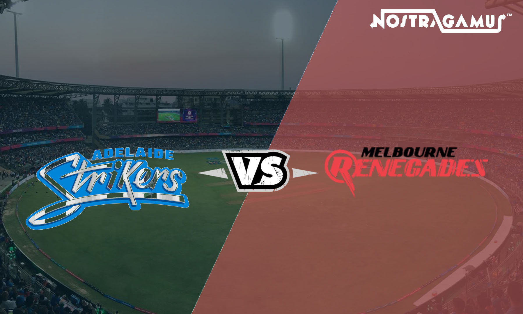 BBL 2019 Match Prediction: Melbourne Renegades vs Adelaide Strikers