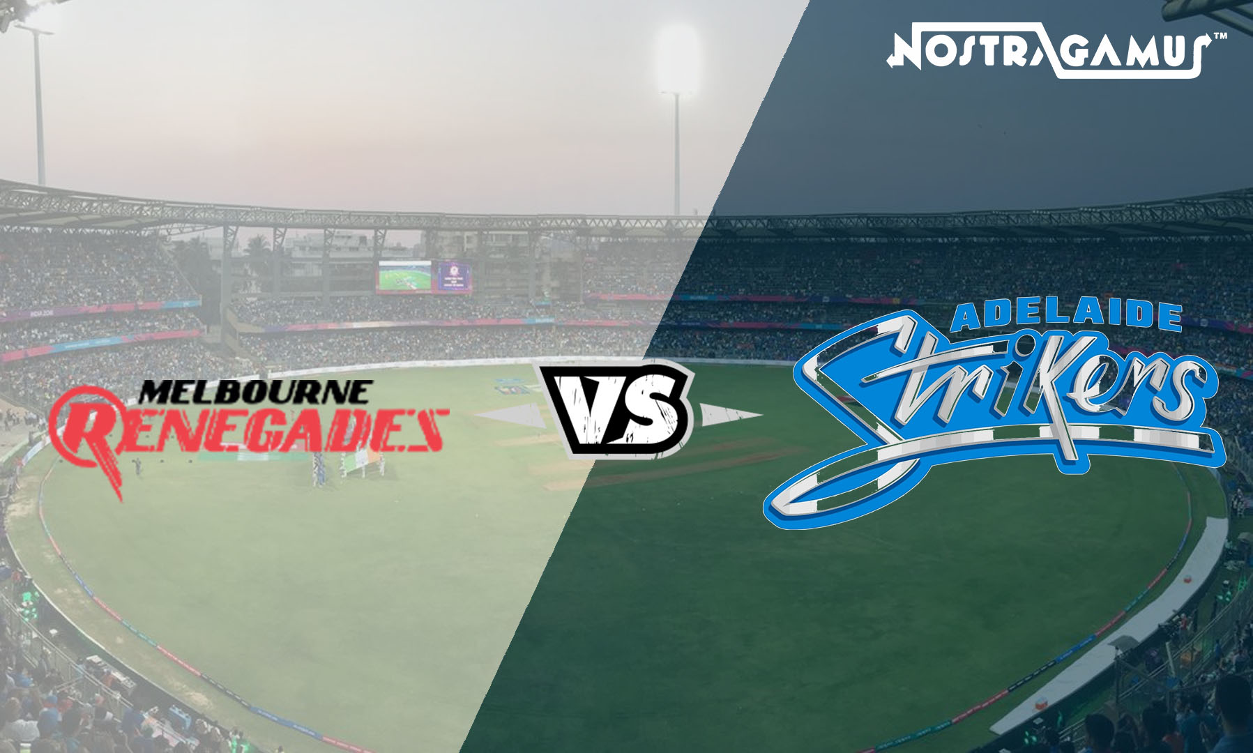Big Bash League Predictions: Adelaide Strikers vs Melbourne Renegades
