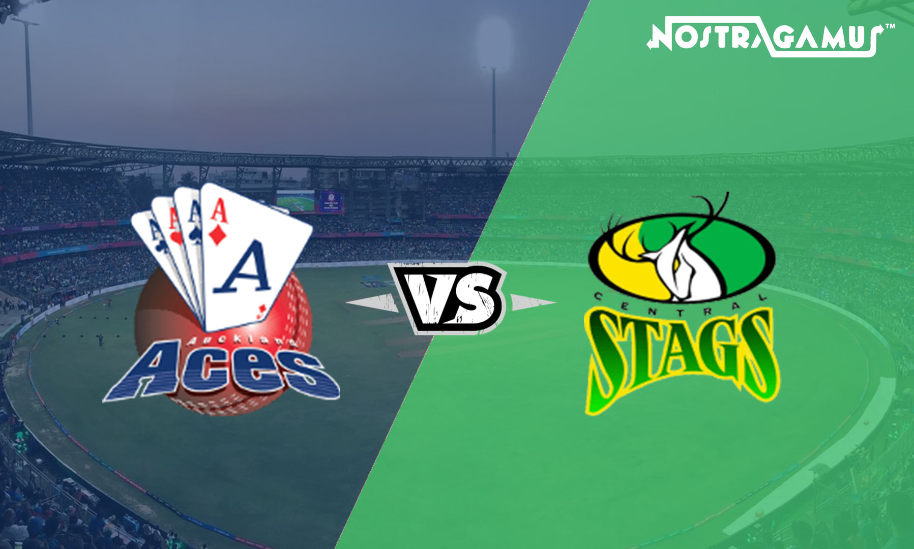 Auckland Aces vs Central Stags: Super Smash T20 Match Prediction