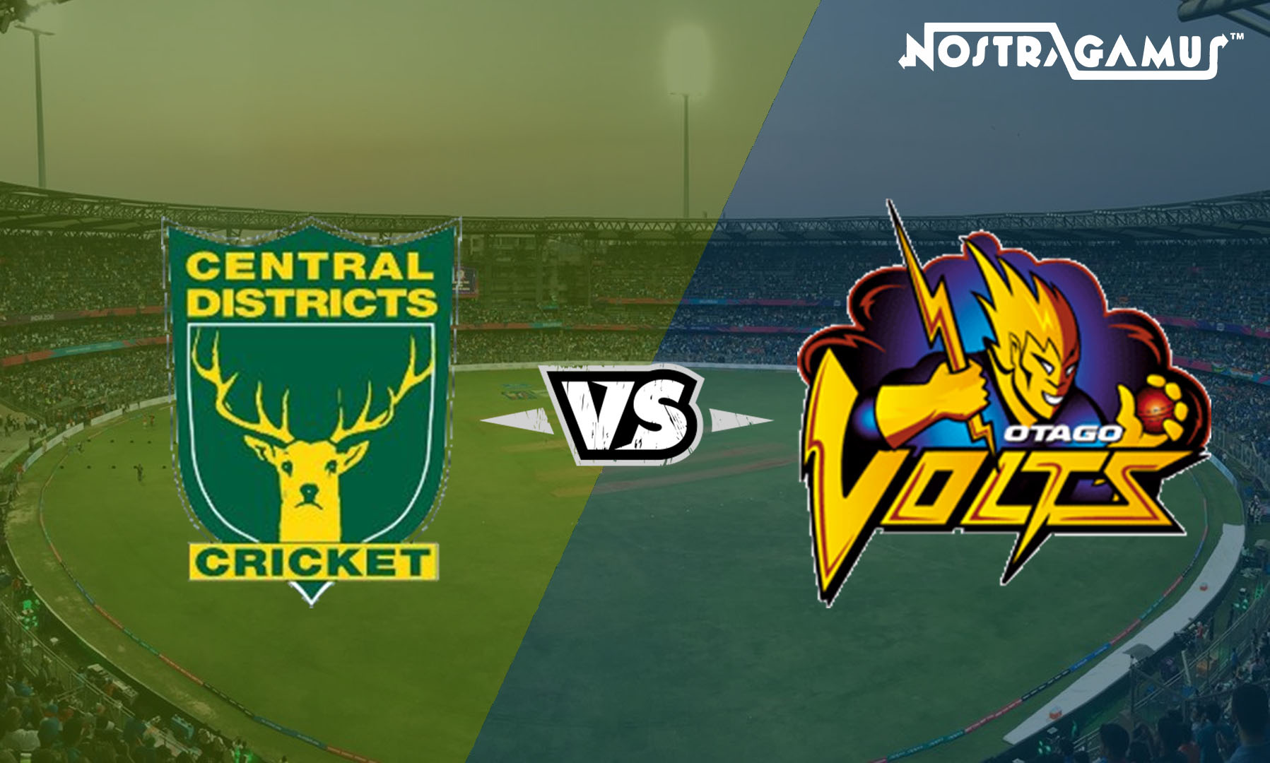Super Smash T20 Match Prediction: Central Stags vs Otago Volts