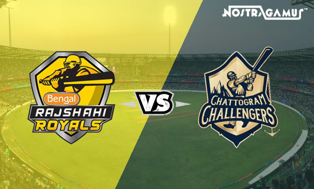 Chattogram Challengers vs Rajshahi Royals: BPL 2019 Match Prediction