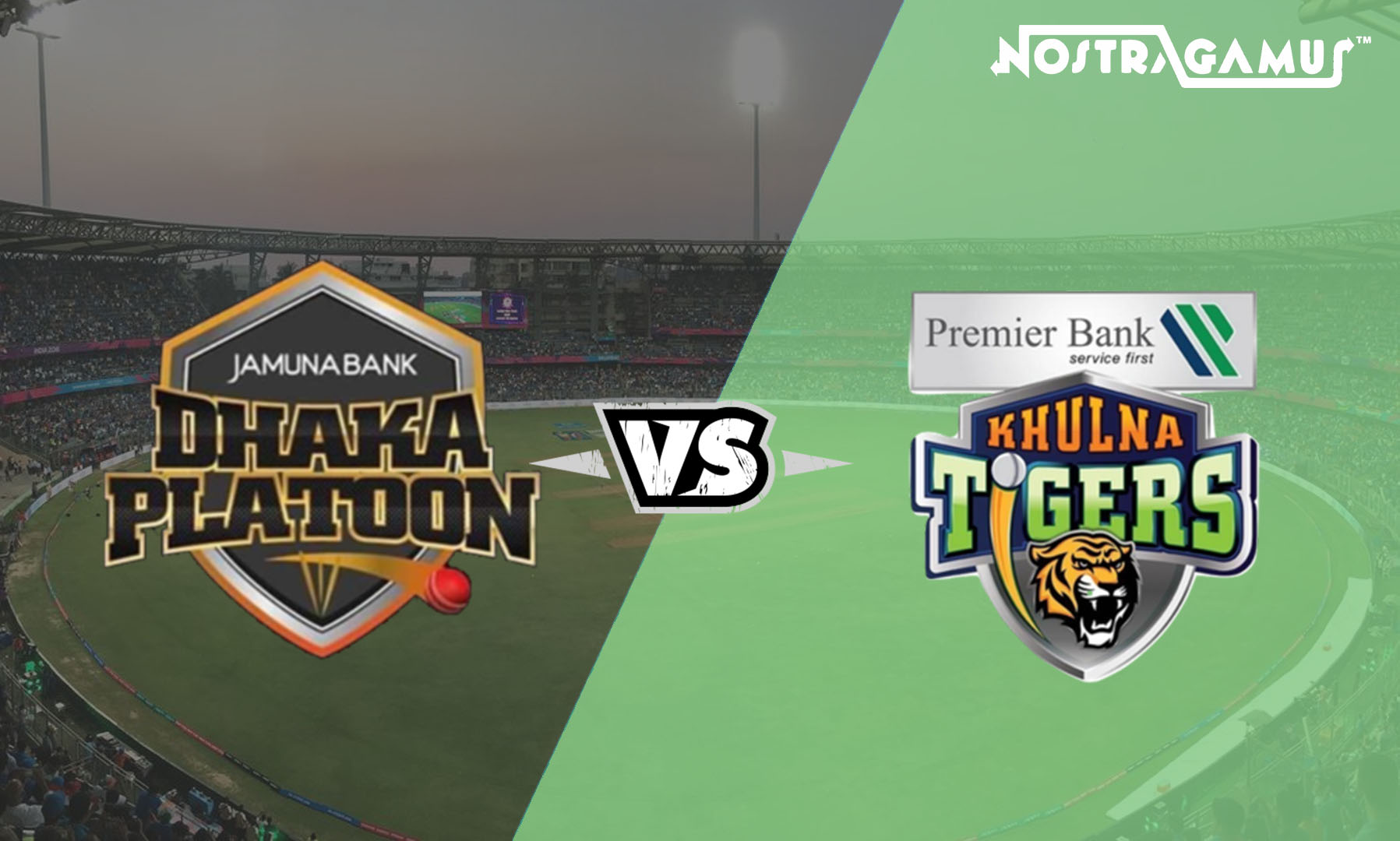 BPL 2019 Match Prediction: Dhaka Platoon vs Khulna Tigers