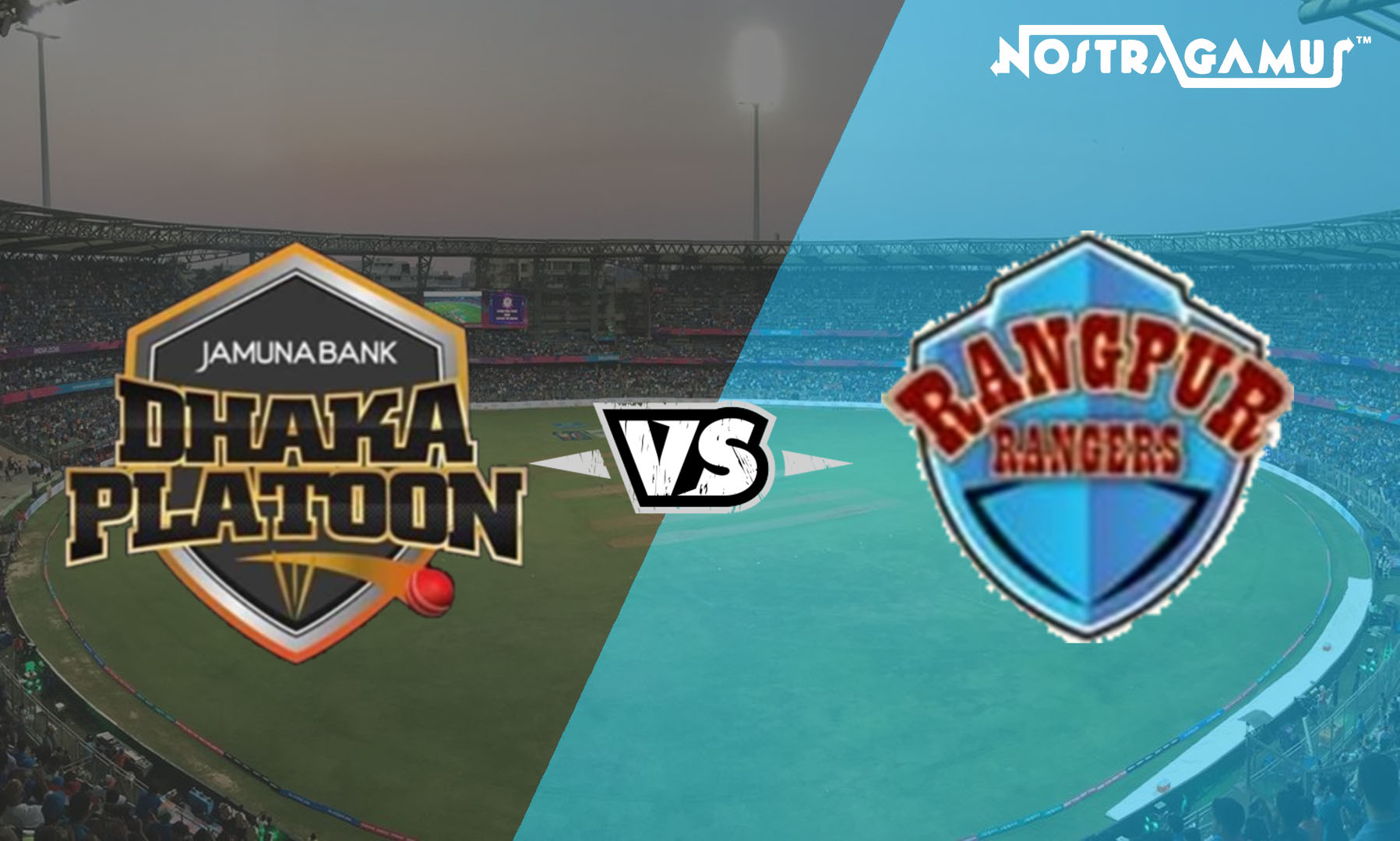 BPL 2019 Match Prediction: Dhaka Platoon vs Rangpur Rangers