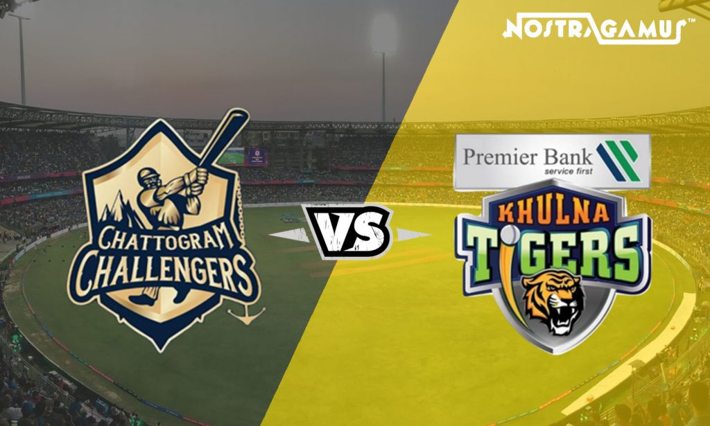 Chattogram Challengers vs Khulna Tigers: BPL 2019 Match Prediction