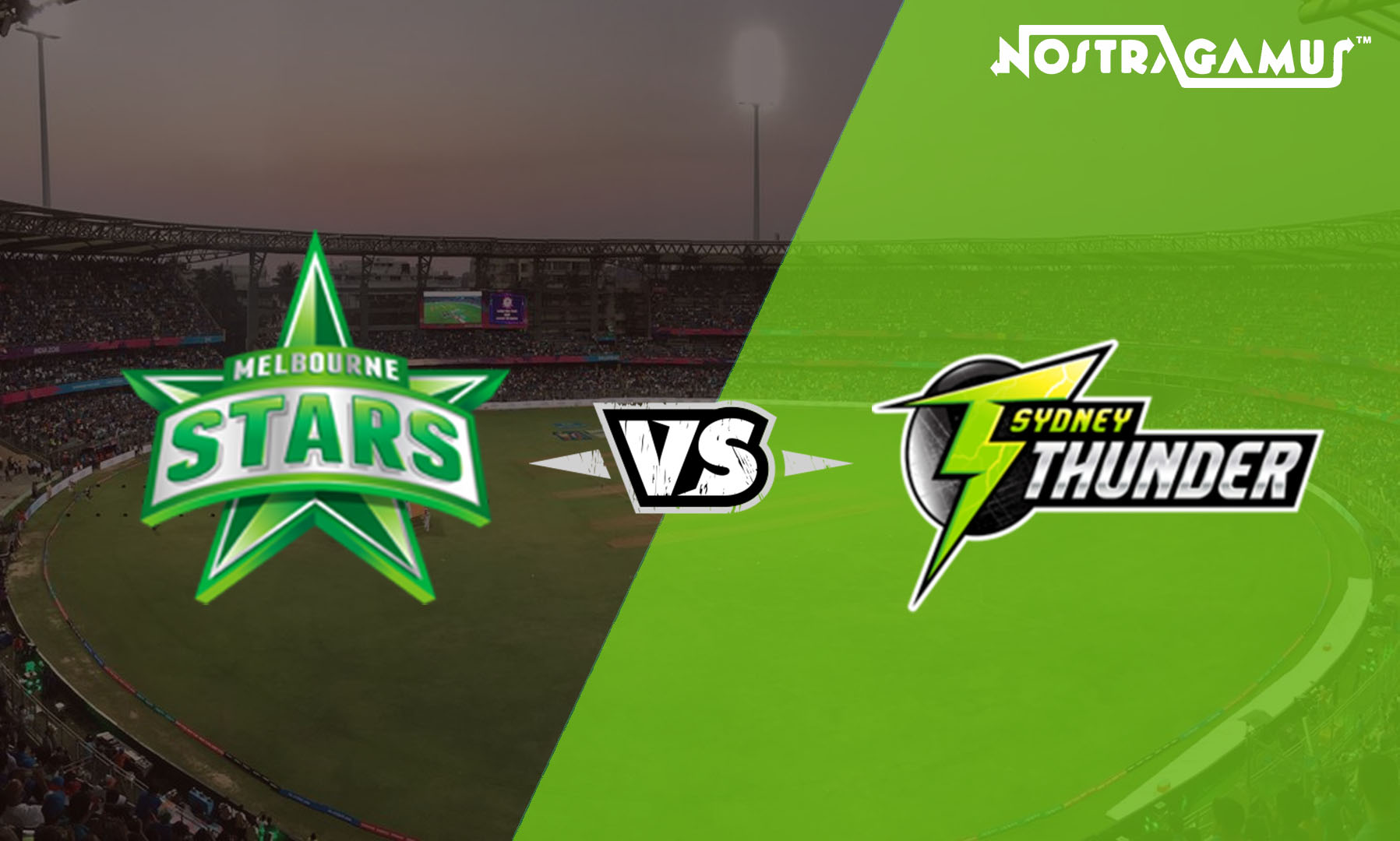 BBL 2019 Match Prediction: Sydney Thunder vs Melbourne Stars