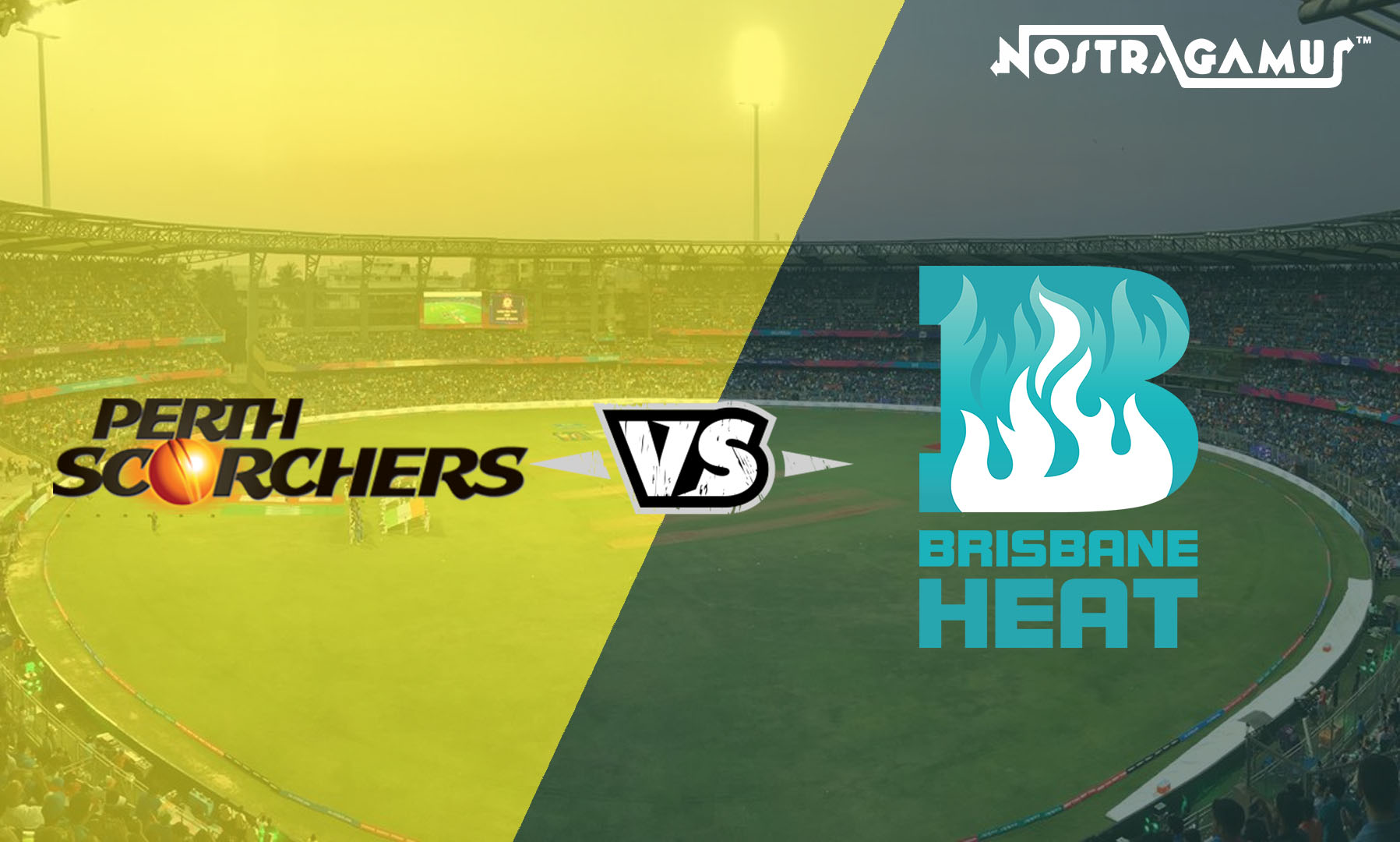 BBL 2019 Match Prediction: Perth Scorchers vs Brisbane Heat