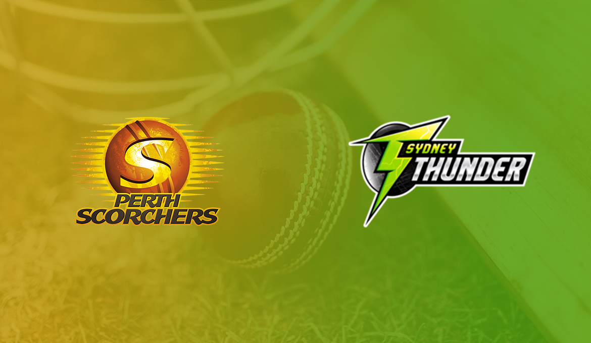 Big Bash League Predictions: Perth Scorchers vs Sydney Thunder